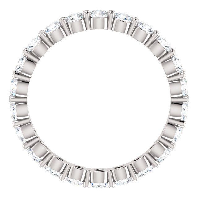 Platinum Diamond Eternity Ring 1 20ct NZ Diamonds